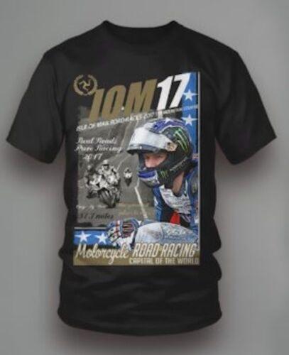 Isle Of Man Road Racing Hutchy IOM17 KID/'S  t-shirt
