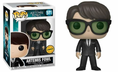 Funko POP Disney Artemis Fowl Artemis Fowl Chase Limited Edition #40210