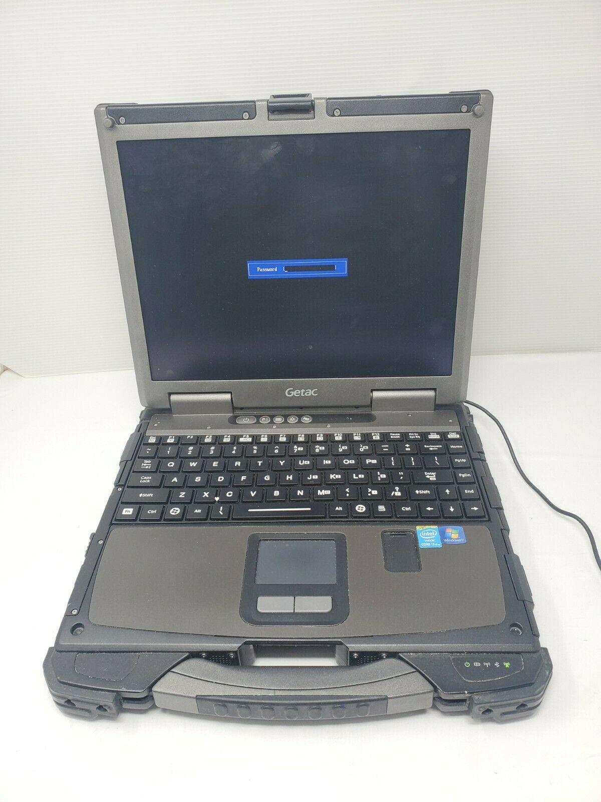 For parts BIOS LOCKED Getac B300 G5 Rugged Laptop i7-4600M, 4GB NO HDD#80. Buy it now for 199.00