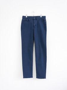 in affusolato da sottile cotonecotone blu uomo L31 Jeans Hof115cos Pantaloni L31 3FJuK1cTl