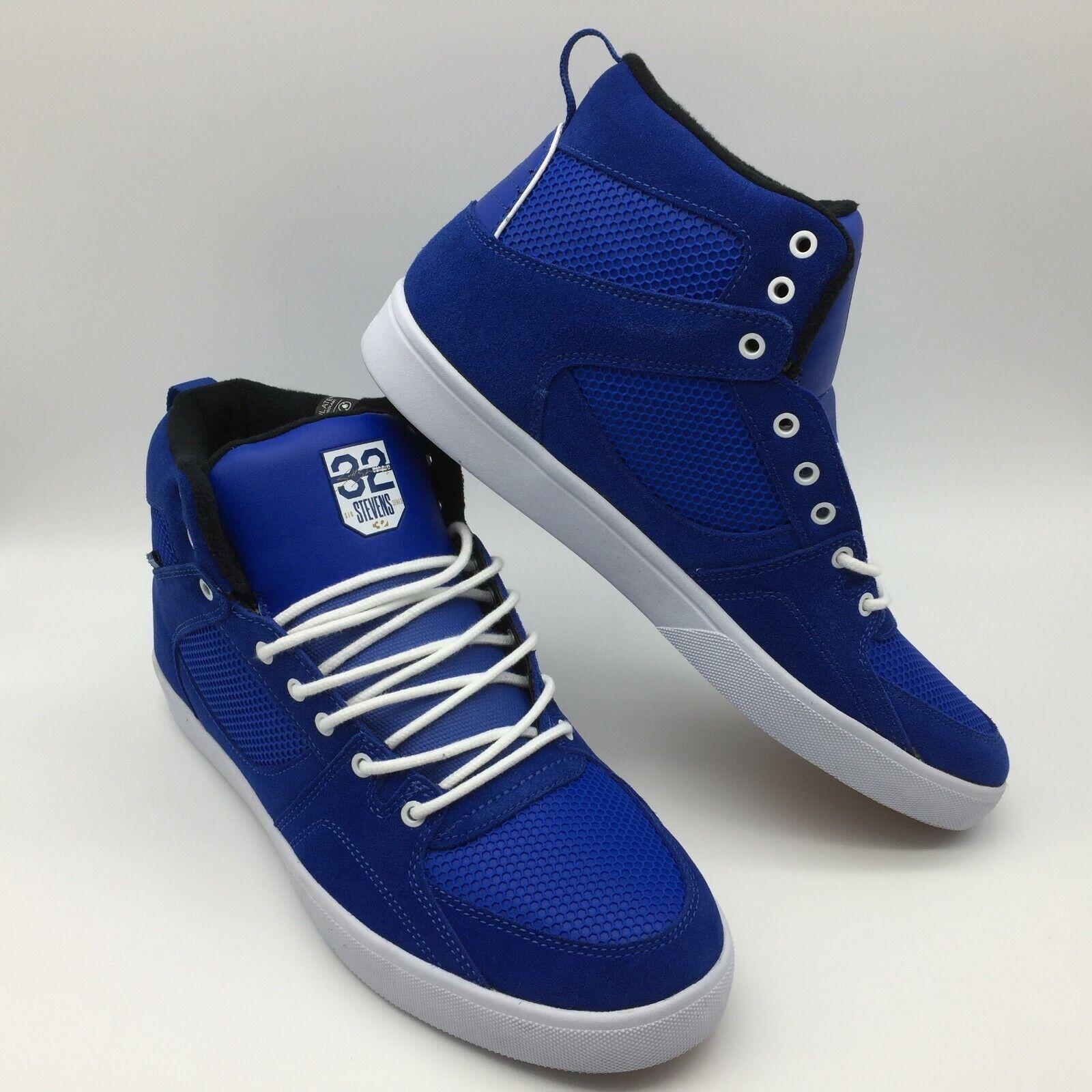 Etnies Hombre Zapatos Mujer  Harrison Htw X 32  Azul   blancoo   Gum