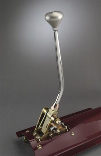 """Lokar Floor Mount Auto Trans Shifter Kit for Ford C4 8/"""" Lever /& Mushroom Knob"""