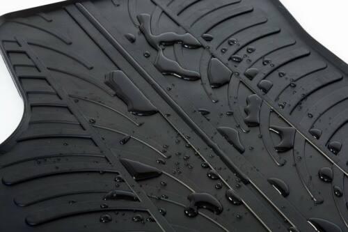 Design Passform Gummimatten Gummi Fußmatten mit Rand BMW X3 G01 ab BJ.10.2017/>