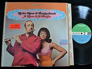 Tamiko Jones With Herbie Mann A Man And A Woman Sidewinder