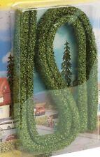 Modellhecken grün 2 Stück GMK World 1,5 x 0,8cm 50cm lang je Noch 21512
