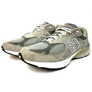 ec7133a9dfc8 New Balance Mens 990 V3 Running Shoe Sz 13 D Gray Sneaker Made In ...