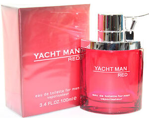 YACHT-MAN-RED-3-4-3-3-OZ-EDT-SPRAY-FOR-MEN-NEW-IN-A-BOX-BY-MYRURGIA