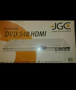 DVD JGC 540 HDMI - Elsdorf, Deutschland - DVD JGC 540 HDMI - Elsdorf, Deutschland