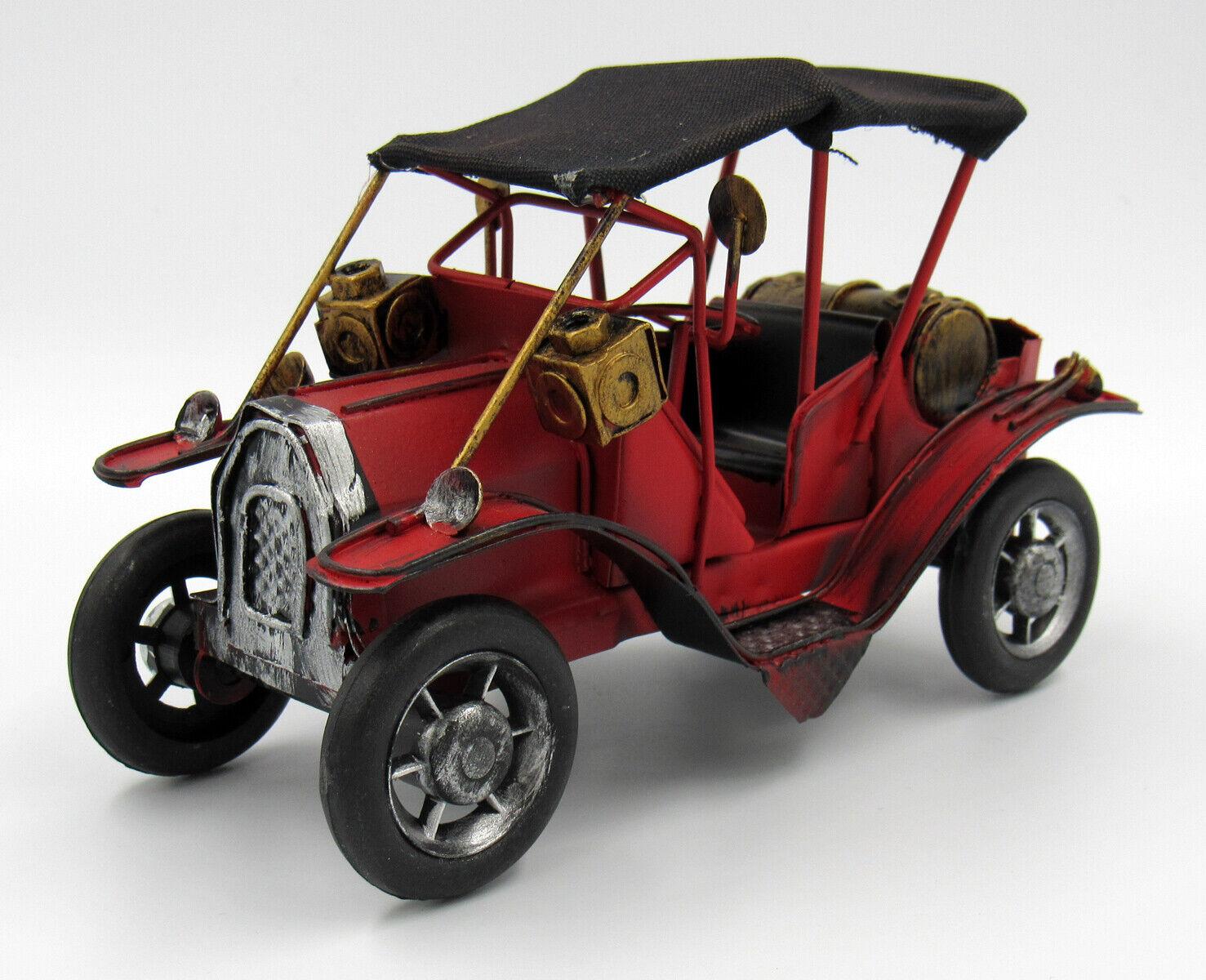 Retromobil Retromobil Retromobil Old Car Toy Red color 027cab