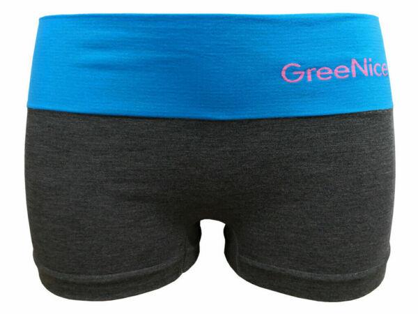 6-12er Pack Damen Hotpants Dessous Pants Panty Slip Unterwäsche aus Microfaser