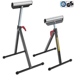 2x-Arebos-Rollenbock-Klappbock-Werkstattbock-Unterstellbock-Arbeitsbock-90-kg