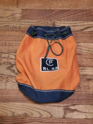 Vintage Polo Ralph Lauren Bucket Bag Cp 93 Stadium