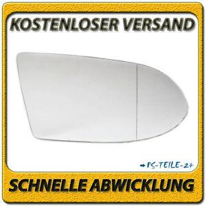 Spiegelglas-fuer-OPEL-ZAFIRA-A-1999-2005-rechts-Beifahrerseite-asphaerisch