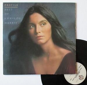 Vinyle-33T-Emmylou-Harris-034-Profile-Best-of-emmylou-Harris-034