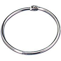 Officemate Book Rings 2 Diameter Silver 99704 on sale