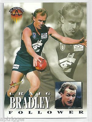 Ang CHRISTOU Carlton + 230 1996 Select Centenary Series 1 All Australian