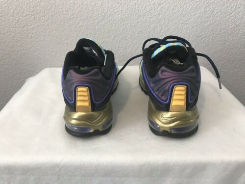10 ~ Og Hombres aj7831 Shoes Max midnight Nuevo Deluxe 5 talla Navy 400 Air Nike xwUqFFYO
