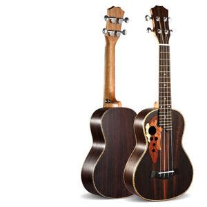 23 Inch Grape Hole Ukulele Rosewood Four String Guitar  Musical Instruments