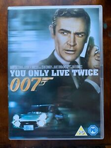 You-Only-Live-Twice-DVD-1967-James-Bond-007-Movie-w-Sean-Connery