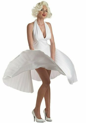 California Costumes 00748 Adult Deluxe Marilyn