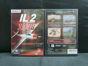 original Game brand New Pc Il-2 Sturmovik 1946 Removing Obstruction