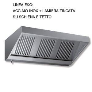 Capo-100x70x45-de-acero-inoxidable-y-chapa-galvanizada-Restaurante-Snack-motor-R