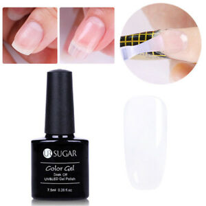 7-5ml-Clear-Nail-Art-Poly-Building-Gellack-Tips-Quick-Extension-UV-Gel-Nagellack