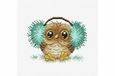 Cross Stitch Kit Angel with Pigeons B369