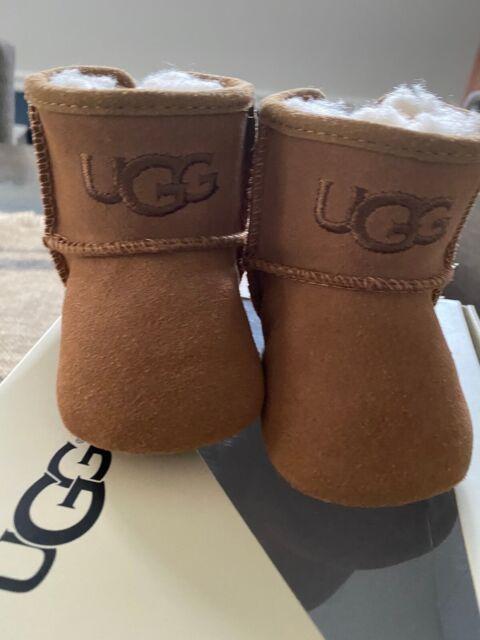 UGG Kids  I Jesse Infant Chesnut Boot XS US 0/1, 0 to 6 Months