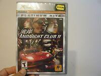 Midnight Club Ii (xbox, 2003)-factory Sealed Brand