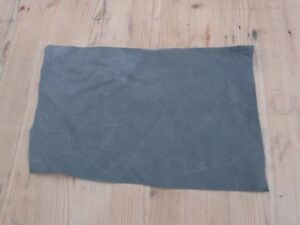Image is loading British-Army-Canvas-Tent-Repair-Patch-GENUINE-Military- & British Army Canvas Tent Repair Patch GENUINE Military 28x17cm ...