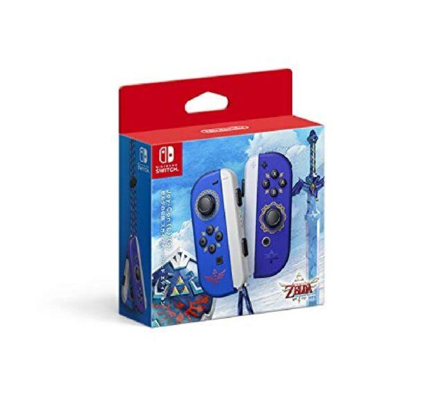 Nintendo Switch Joy-Con The Legend of Zelda Skyward Sword Edition JP a1