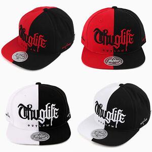Unisex Mens 2Pac Shakur Flipper Thug Life Out Law Baseball Cap Trucker Hats