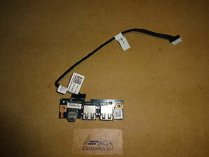 Dell-Vostro-1510-1520-Laptop-USB-Board-amp-Cable-CN-0F2340-LS-4121P
