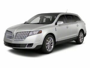 2011 Lincoln MKT SUV, Crossover