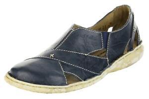 the latest outlet boutique sleek Details zu Josef Seibel Sandalette Leder Halbschuhe river Leicht Damen  Schuhe Inka 11