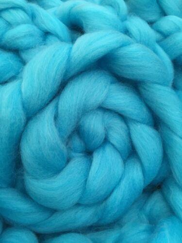 Handmade Chunky Knit Merino Wool Braid Newborn Photo Prop Basket Stuffer