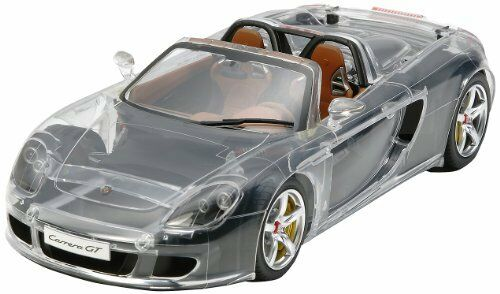 Tamiya 1/24 Sports Car Series No.330 full view Porsche Carrera GT 24330