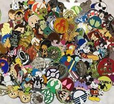 DISNEY PIN Pick any amount 10,20,30,40,50,60,70,80,90,100,200 Each lot = 10 pins