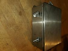 Underwriters Laboratories F 6958 Type 4x Cut Out Box Stainless Steel