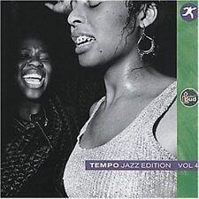 Tempo Jazz Edition (1991) 4:Young Disciples, Omar, Galliano, Incognito.. [CD]
