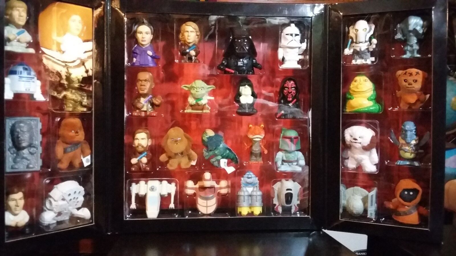 The Star Wars Episode III Colossal Super D Collection Burger King Promo NIP