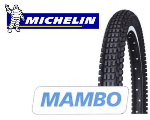 """Pneu de vélo 20/"""" pouces MICHELIN Mambo pour BMX 20 X 1.75 NEUF"""