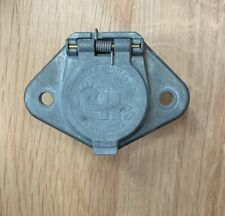 NEW Cole Hersee 12063 7-Pole Socket Self-Grounding Electrical Connector