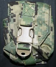 NEW AOR2 5A2 EAGLE IND SINGLE FRAG GRENADE V.2 MOLLE POUCH 04/10 SEAL DEVGRU SOF
