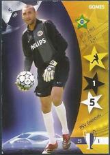 PANINI UEFA CHAMPIONS LEAGUE 2007- #005-PSV EINDHOVEN-GOMES