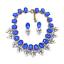 Women-Fashion-Bib-Choker-Chunk-Crystal-Statement-Necklace-Wedding-Jewelry-Set thumbnail 66