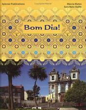 Bom Dia: Level 1 Portuguese Language Textbook Portuguese Language Textbook: L