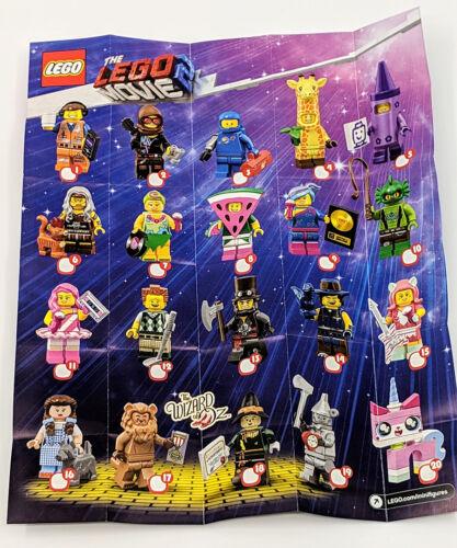 Lego Movie 2 Minifigures Scarecrow