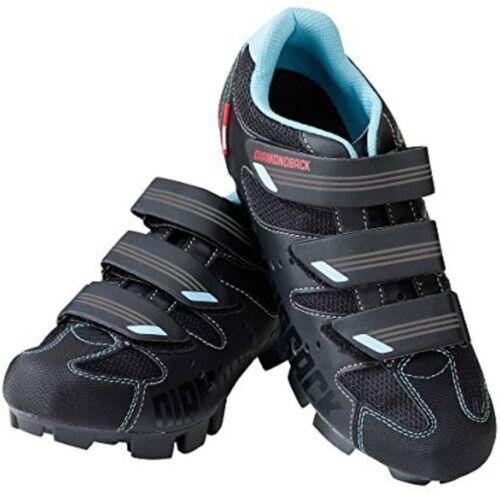 Diamondback Women/'s Lux Clipless Mountain Bike Shoes